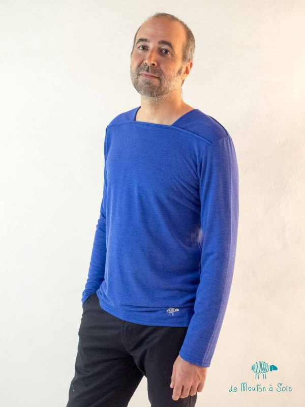 tee shirt matelot homme femme