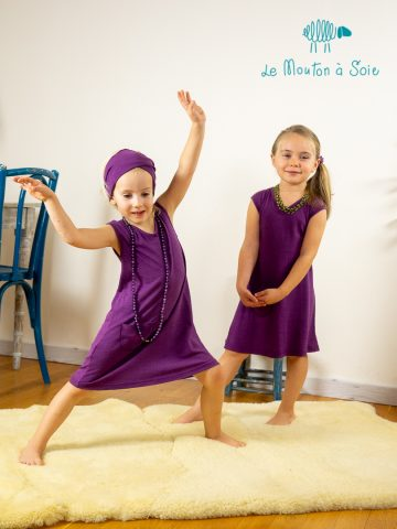 Robe évolutive enfant Apoche