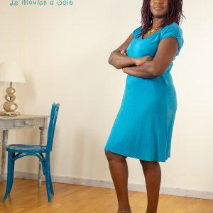 robe femme classique