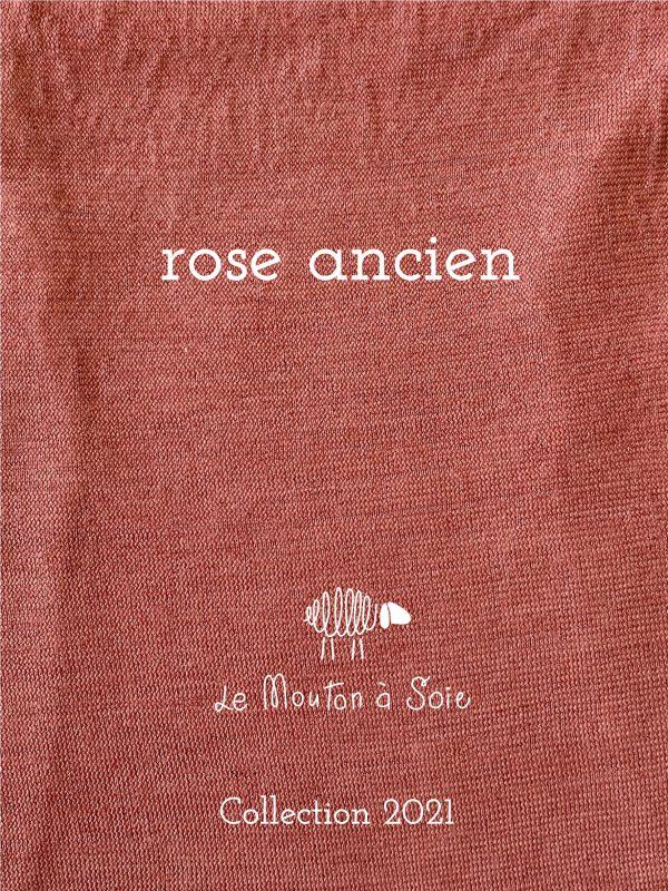 couleur rose ancien